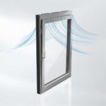Schüco Akustikfenster AWS 90 AC.SI (Aluminium Window System, 90 mm Bautiefe, Acoustics, Super Insulated)