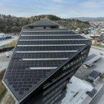 Powerhouse Telemark Dachaufsicht