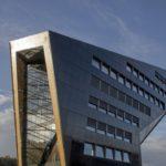 Powerhouse Telemark Fassadendetail