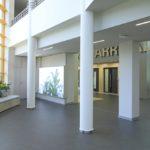Ausstellungsbereich Schüco Showroom