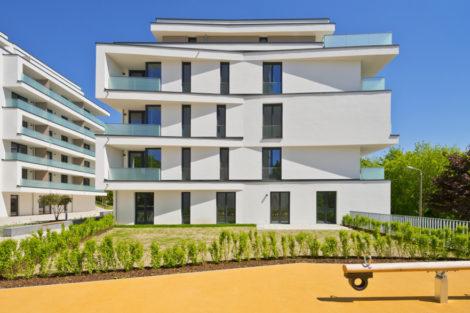 Realisierungswettbewerb Schützenhof-Terrassen