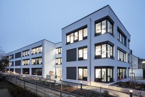 Firmenzentrale SOFiSTiK AG