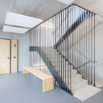 Treppenhaus SOFiSTiK Nürnberg