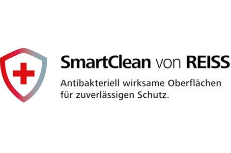 REISS SmartClean, das Hygieneplus für jeden Arbeitsplatz