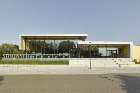 Neues Hallenbad in Stutensee unter dem Blickwinkel der Nachhaltigkeit