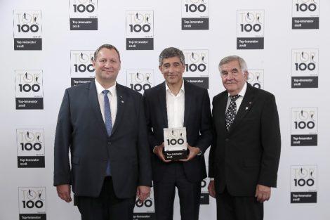Erfolg bei TOP 100