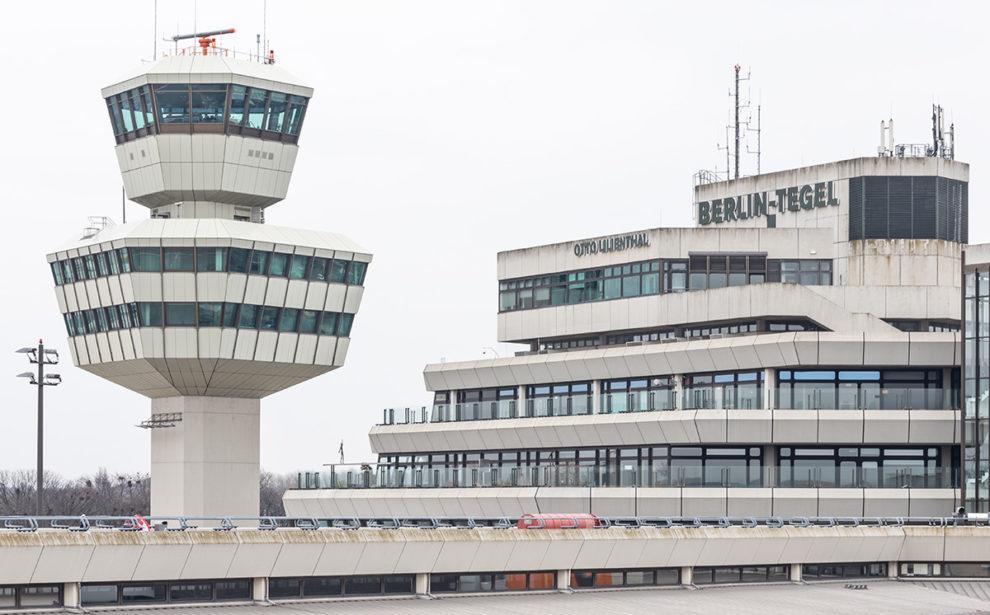 """Flughafen """"Otto Lilienthal"""""""