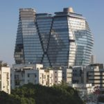 Schallschutz durch Fassadenkonstruktion von Schüco am ToHa Tower