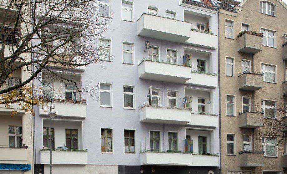 Mehrfamilienhaus Berlin mit Uponor von Knauf