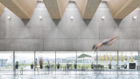 Lüftungssysteme Kultur- und Sportkomplex Romont