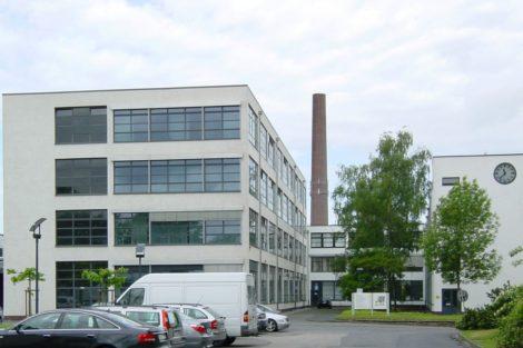 Verseidag-Fabrik, Krefeld