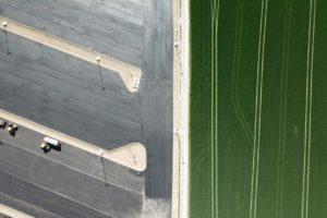Verbaute Erde - Parkflächen statt Ackerland | Bild© ÖHV