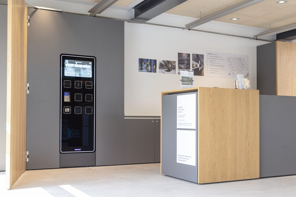 Wanzl Kassenautomat
