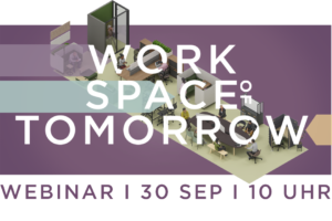 WORK SPACE OF TOMORROW