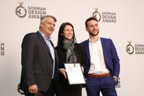 YOYO App - Auszeichnung mit dem German Design Award 2020