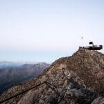 Aussichtsplattform Ötzi Peak