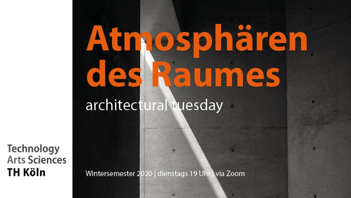 Atmosphären des Raums | Bild: TH Köln