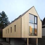 Wohnhaus in Markdorf von atelier 522