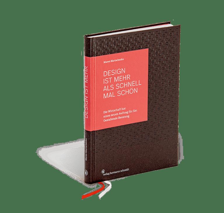 Buchcover Martschenko | Bild: Verlag Hermann Schmidt