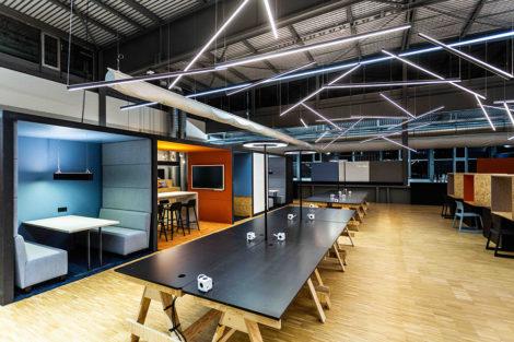 6000 m² Platz für Kreativität