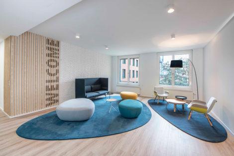 Neue Büroräume für CONET