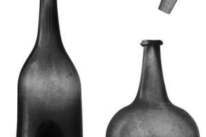 Collections Typologie, Studie zur Weinflasche, 2019