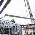 Knauf Stahl-Leichtbauweise