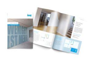 Knauf Broschüre Trockenbaukonstruktionen
