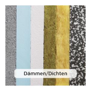 Dämmen/Dichten - arcguide Themen
