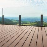 Terrasse aus Holzverbundwerkstoff von NATURinFORM