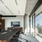 Fenstersystem mit optimierten Ansichtsbreiten von Schüco