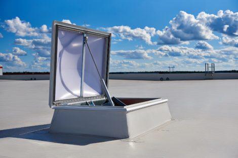 LAMILUX Lichtkuppel – Der Klassiker für das industrielle Flachdach