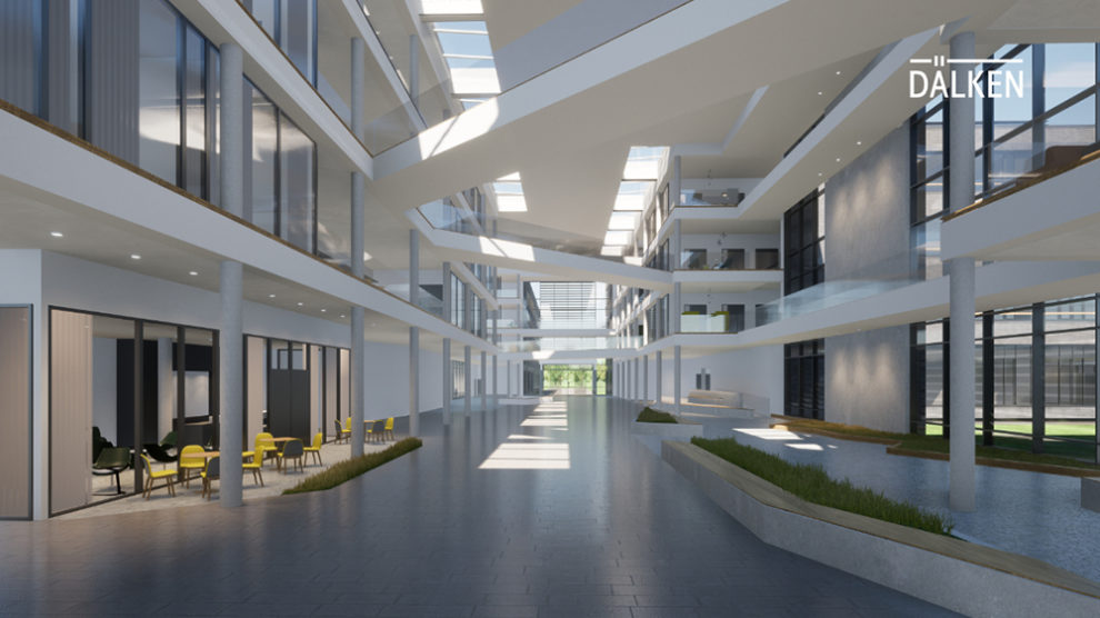 Unternehmenszentrale Edeka Minden von Dälken Architektur + Generalplanung