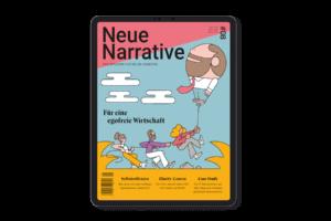 Cover Neue Narrative | Bild: Neue Narrative
