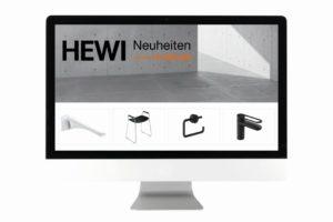 Sanitärraum neu erleben mit HEWI Neuheiten Forum