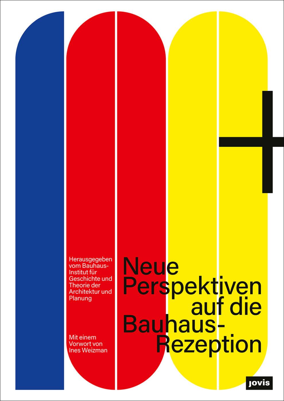 Buchcover 100+ | Bild: www.jovis.de