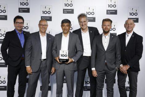 Auszeichnung: JET-Gruppe gehört zu den TOP 100
