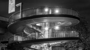 Fahrradrampe an der Schänzlebrücke in Konstanz