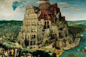 Puzzlecover: Turmbau zu Babel