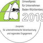 Umweltpreis für Unternehmen Baden-Württemberg