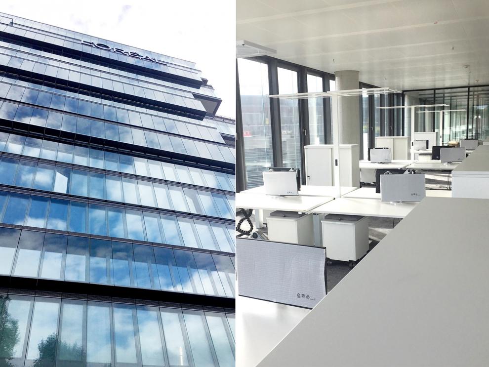 Wini Büromöbel Herstellerinformation Loréal Headquarter In