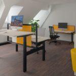 3er-Büro im heder:LAB (3D-Planung)