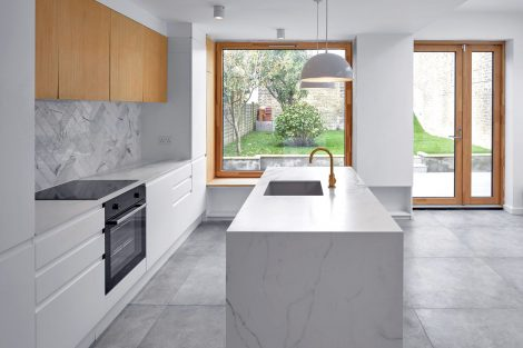 Neolith® London Kitchen