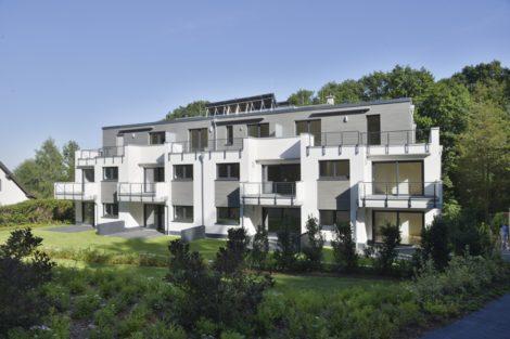 Wohnbauprojekt im Grünen, Wuppertal