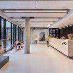 HPP Hauptsitz mit nora systems Kautschukboden