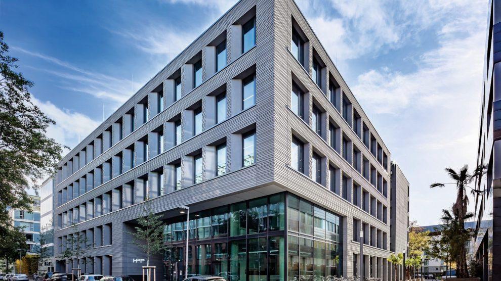 HPP Hauptsitz mit nora systems Bodenbelag