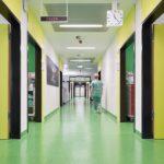 dauerelastischen Kautschukböden Klinik
