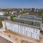 Nachverdichtung für Entlastung Wohnungsmarkt