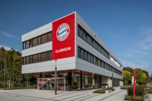 Schüco FC Bayern Campus