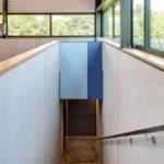 Treppe Materiallager Welzheim